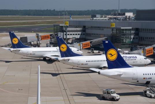 Parkeren vliegveld Düsseldorf