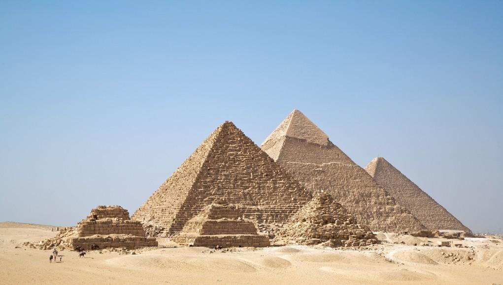 Veilig naar Egypte